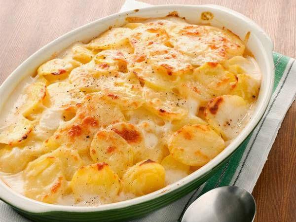 Pasticcio di patate, salsiccia e mozzarella