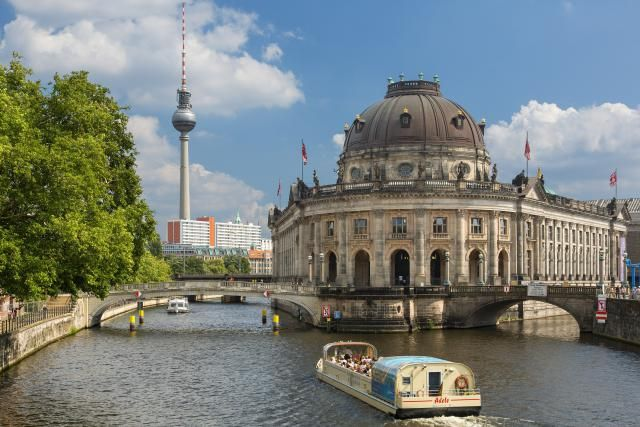 Bode museum, Museum Island (Museumsinsel), Berlin - Sylvain Sonnet/Getty Images