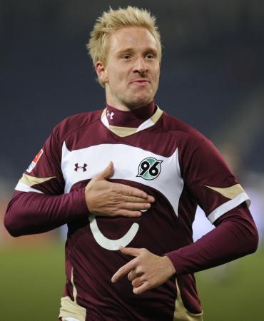 Mike Hanke - Hannover 96