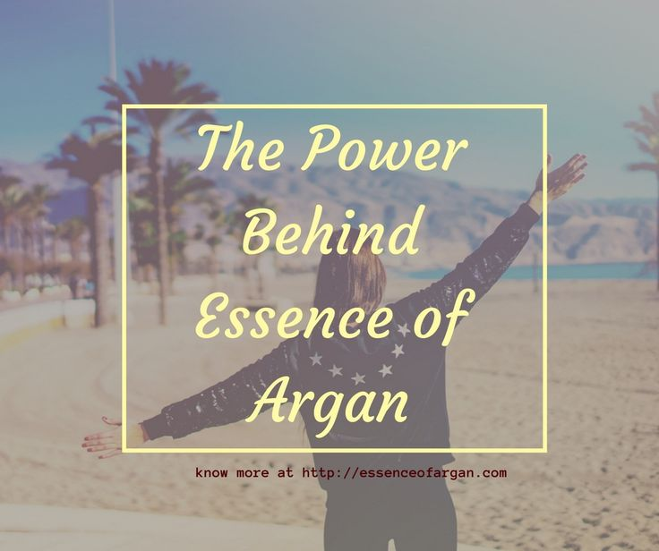 Say goodbye to dry, frizzy hair and hello to smooth, sleek locks.Essence of Argan isn't only good outside your body, it also has fantastic health benefits when ingested. After all,if something isn't safe enough to put IN your body, why would you want to put it ON your body? Pure Argan oil has been shown to reduce cholesterol, improve circulation, and lower theincidence of heart disease. It's even hailed by LiveStrong as a way to decrease the risk of certain forms of cancer