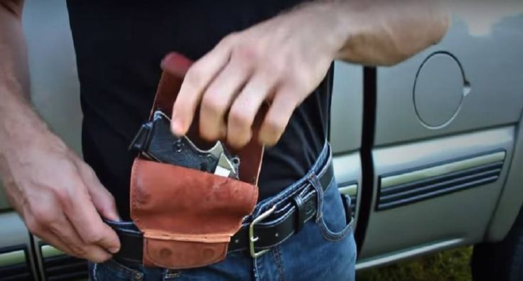 The Urban Carry Holster just may be the future of holster design.