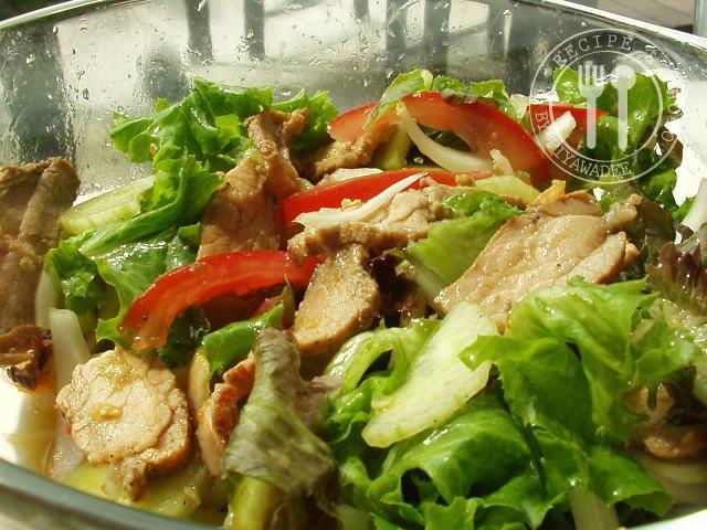 Thaise recepten van Piyawadee