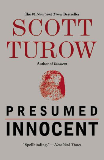 {WANT TO READ} Presumed Innocent by Scott Turow // a book I've been meaning to read for a while.