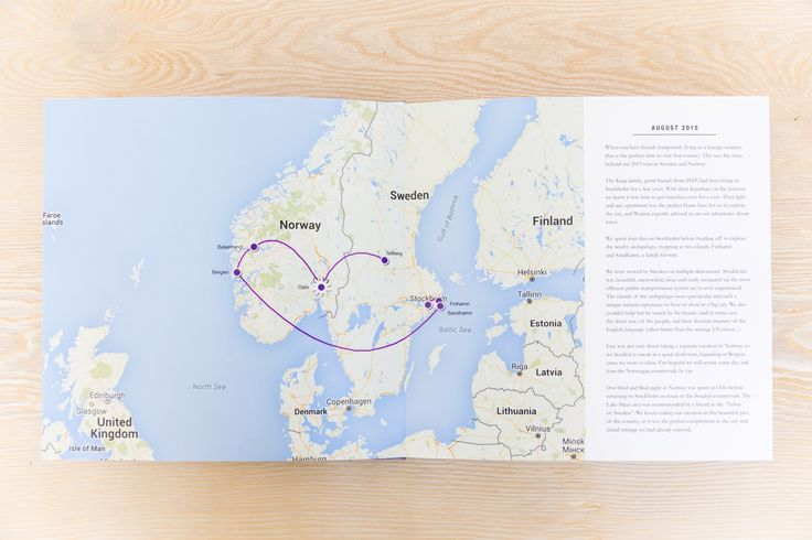 Tutorial: Add Travel Map to Your Photo Book | www….