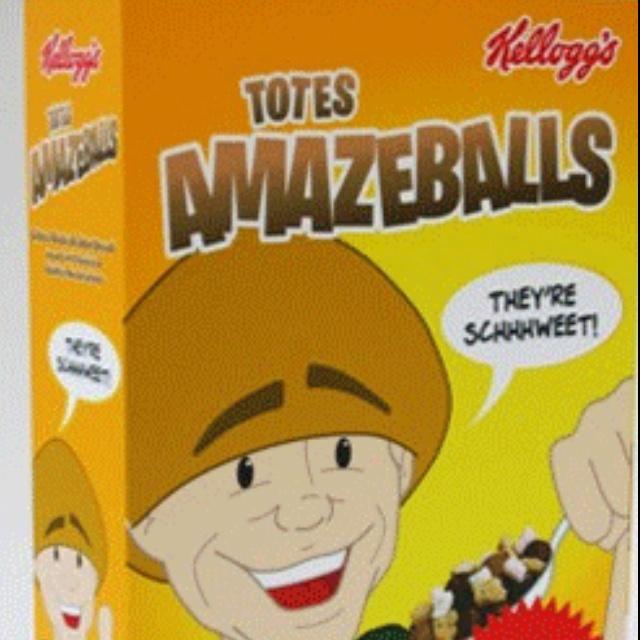 #amazeballs