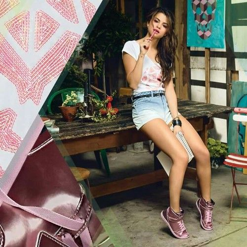 Imagen de selena gomez, adidas, and perfect