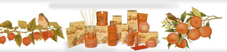 Accordo Arancio Mandarin, keserű narancs és lampionvirág-kivonattal - Rendeld meg online! Parfüm és kozmetikum család a Lerbolario naturkozmetikumoktól