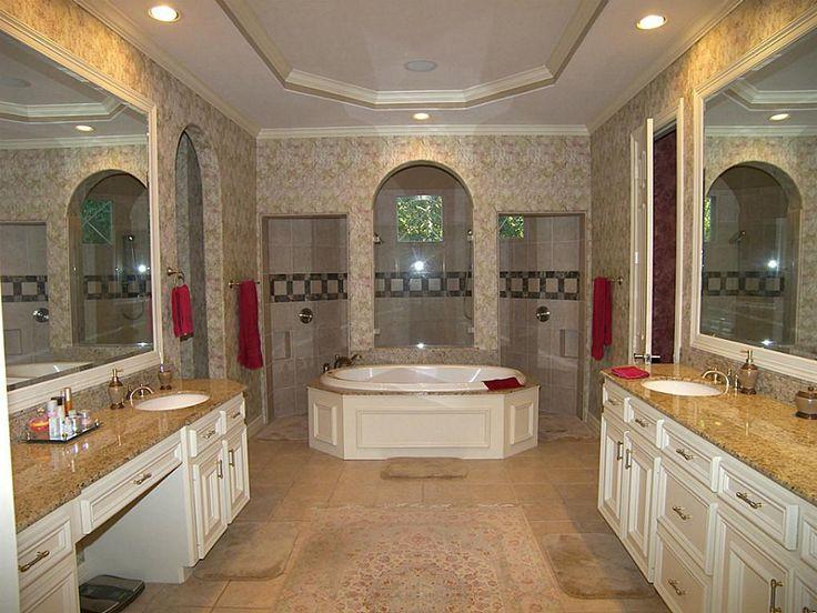 walk through shower - Google Search | House Ideas | Pinterest | Google  search, Master bathrooms and Bathroom designs
