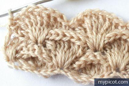 MyPicot | Free crochet patterns* ༺✿Teresa Restegui http://www.pinterest.com/teretegui/✿༻