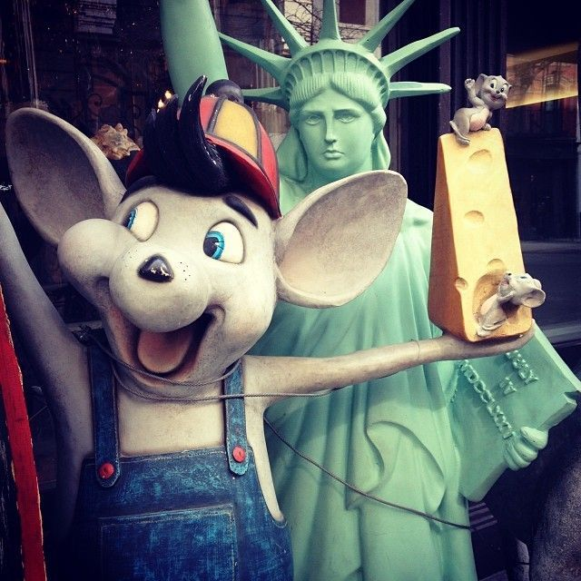 New York happiness (Discover Sojasun Italian Facebook, Pinterest and Instagram Pages!)