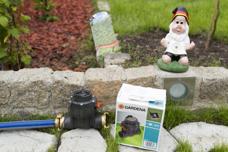 So einfach und günstig kann eine automatische Bewässerungssteuerung sein. In…