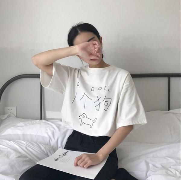 I like her shirt but I dunno what it means so....
