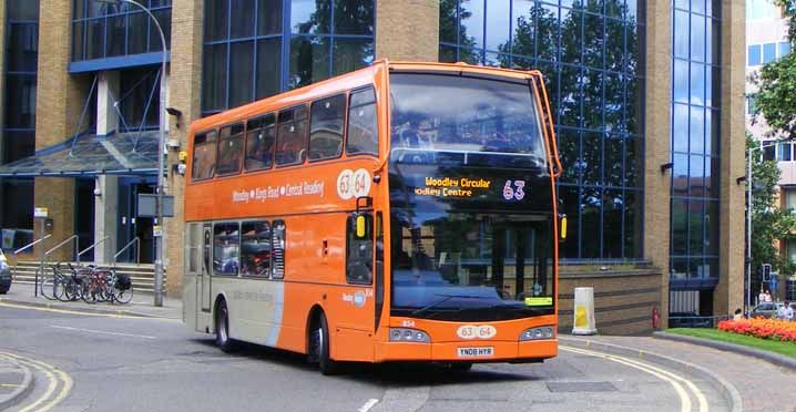 Reading Buses Scania N230UD East Lancs