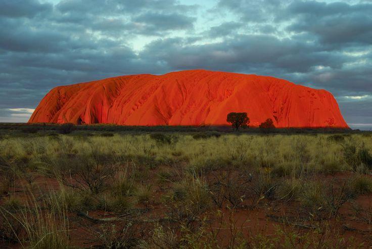 Uluru...