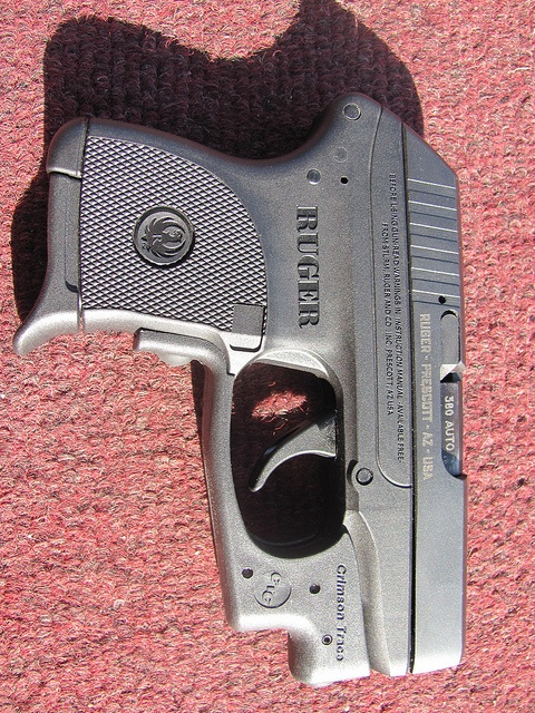 starting to look into CCW handguns - the Ruger LCP .380 is sleek enough for a flashbang holster