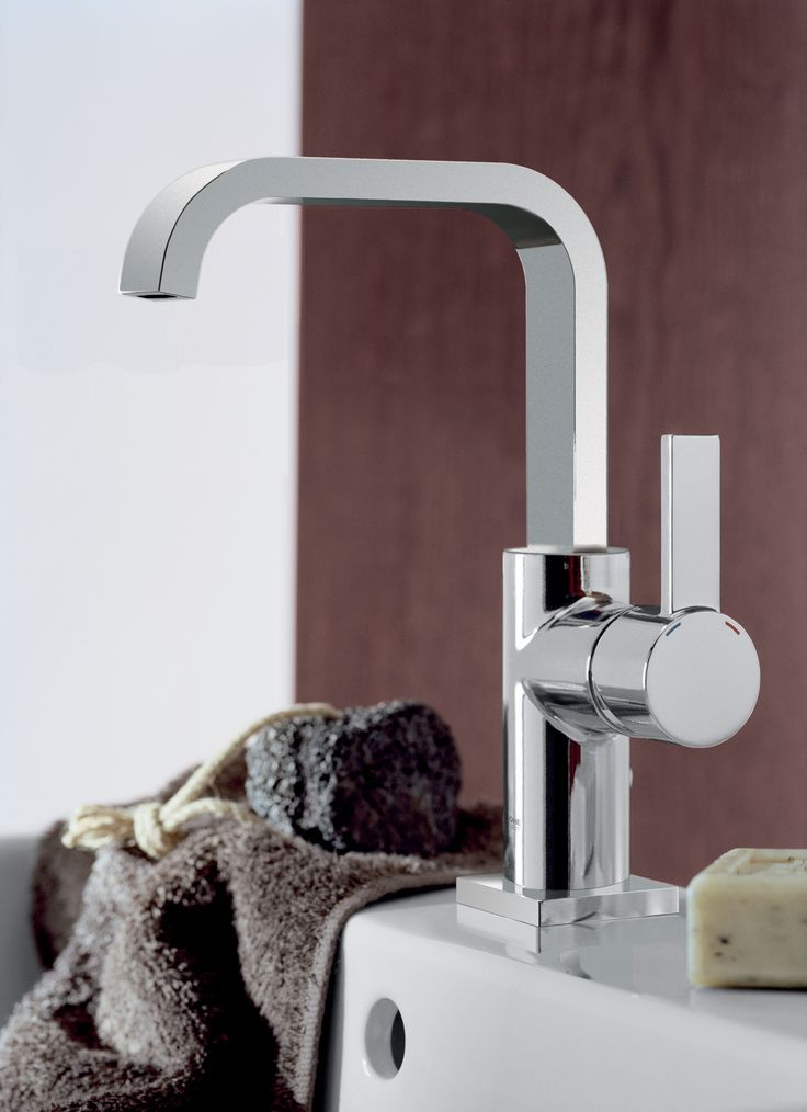 24 best GROHE PURE WATER ENJOYMENT images on Pinterest | Bathroom ...