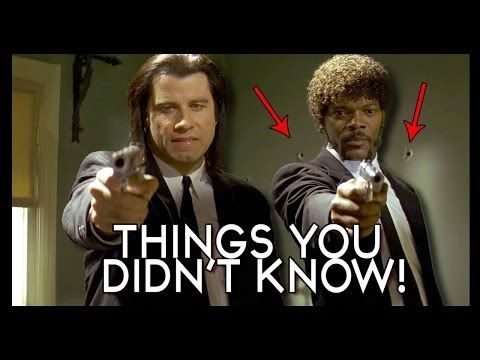 We all know that Quentin Tarantino is a petty whiny dickhead who steals all his plots from other movies, ripping off scene after scene, and recombining them into silver nitrate milkshakes. But I enjoyed Pulp Fiction anyway. If you did too, you'll like these nine factoids—which include the real content of Marsellus Wallace's briefcase.