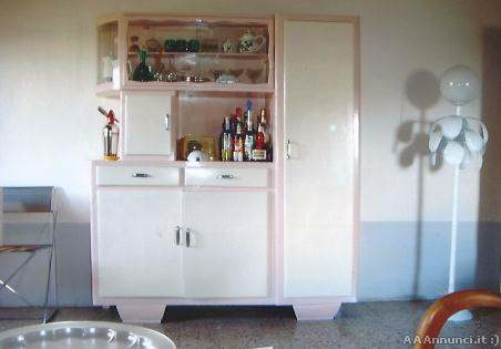 8 best images about credenze vintage on pinterest vintage credenzas and mobiles - Credenze cucina anni 50 ...