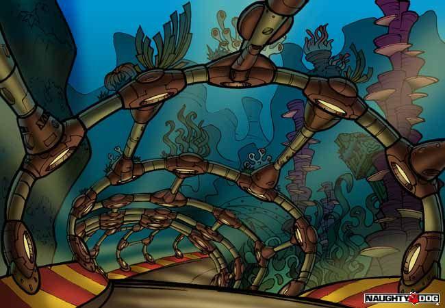 Ah, the good old days...    Roo's Tubes - The Crash Bandicoot