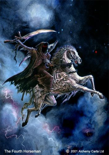 The Fourth Horseman (of the Apocalypse)