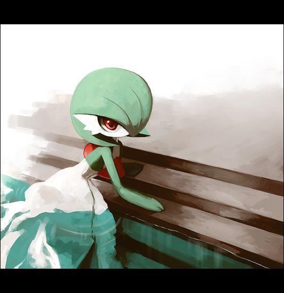 Pokemon gardevoir