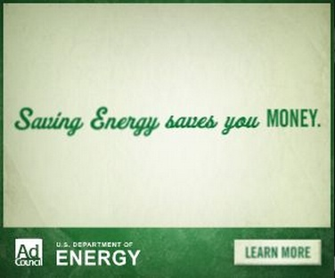 Department of Energy's online ad
