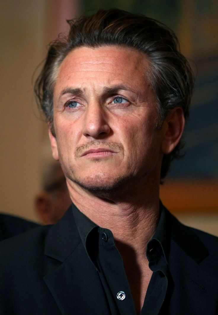 SEAN PENN ~ Born Aug. 1960 in Santa Monica, CA. Married: Madonna [1985-1989]; Robin Wright [1996-2010]. Children: 2 ~ Dylan, Hopper. Movies: Taps; Fast Times at Ridgemont High; At Close Range; The Crossing Guard; The Game; The Pledge; Colors; Fair Game; The Interpreter; Dead Man Walking; and many more. Awards: Oscar/2009/Milk; Oscar/2004/Mystic River. Age: 53. Powerhouse performer!!