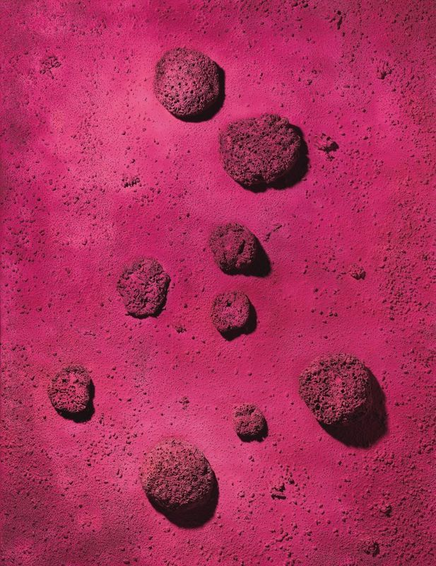 Yves Klein (1928-1962), Le Rose du bleu (RE 22). Photo: Christie's Images Ltd 2012