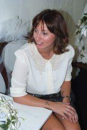 La Maison Blanche - Anteprima Roma Sposa 2013 - Ilaria Barzagli