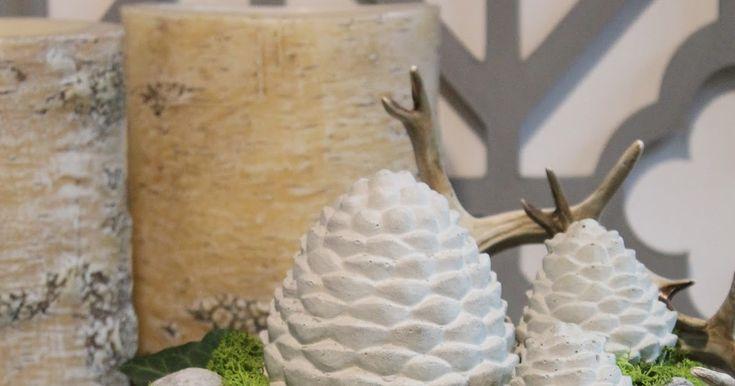 die besten 25 pinienzapfen ideen auf pinterest tannenzapfen dekor leinwand weihnachtsschmuck. Black Bedroom Furniture Sets. Home Design Ideas