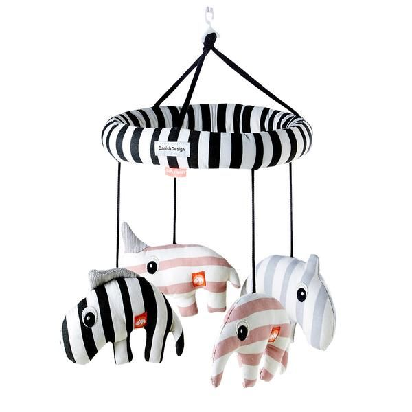 Shop the Zoopreme Musical Mobile from Done by Deer | Urban Avenue