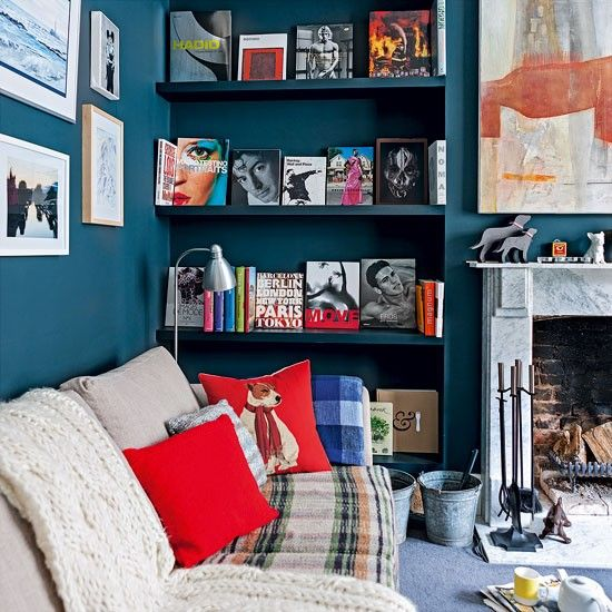 Living room | Be inspired by an eclectic Victorian flat in north London | Victorian house | House Tour | PHOTO GALLERY | Livingetc | Housetohome