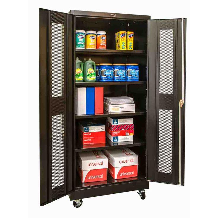 51 best Storage Cabinets images on Pinterest | Storage cabinets ...