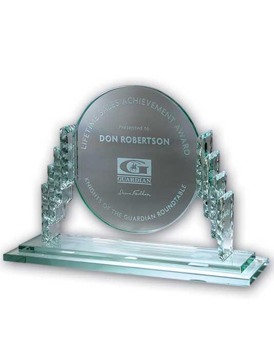 Corona Jade Glass Award