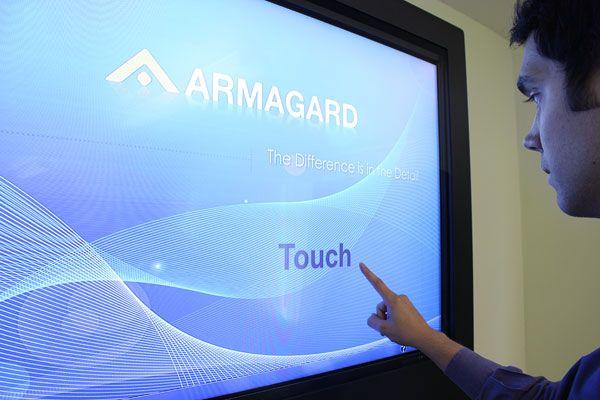Comment fonctionne l'écran interactif  ?