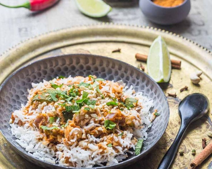 Les 25 meilleures id es de la cat gorie biryani sur - Cuisine indienne biryani ...