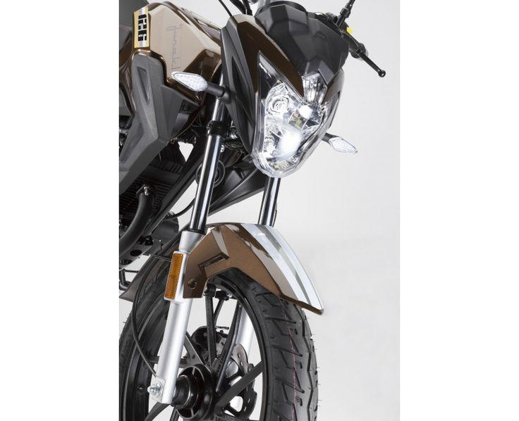 Junak 126 125 CM³: Dane techniczne, cena, opinie, zdjęcia: - Junak: Motocykle, Motorowery, Skutery. Modele, nowości, promocje, wiadomości wideo.