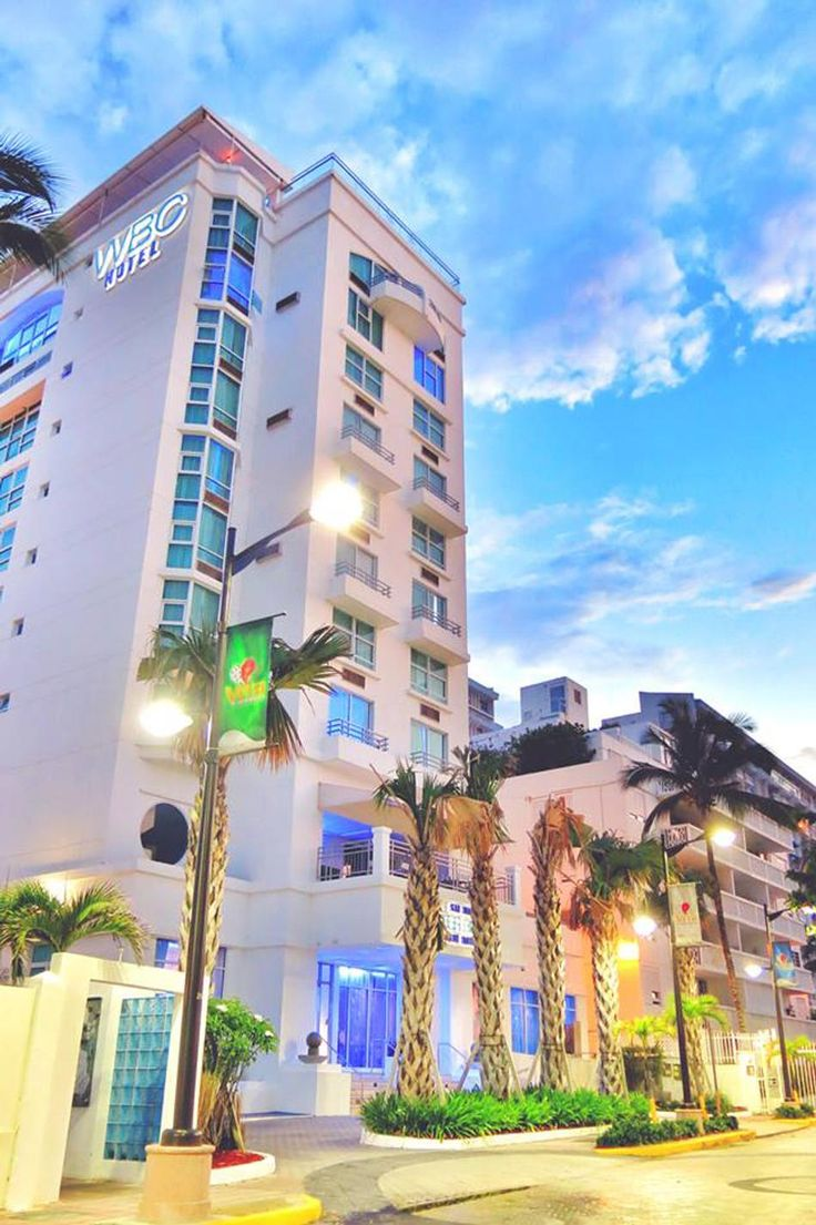 Puerto rico celebrity hotel