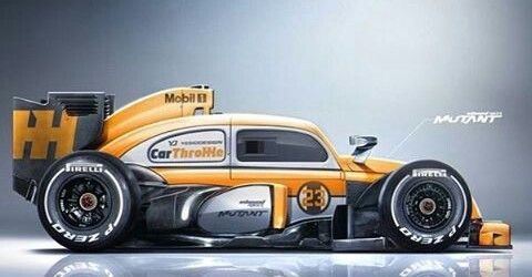 Fórmula 1 Bu