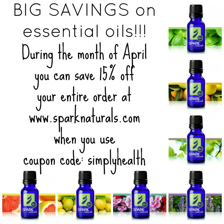 1452 best essential oils images on pinterest essential oil what a great deal this is during the month of april save 15 off great dealscoupon codesessential fandeluxe Gallery