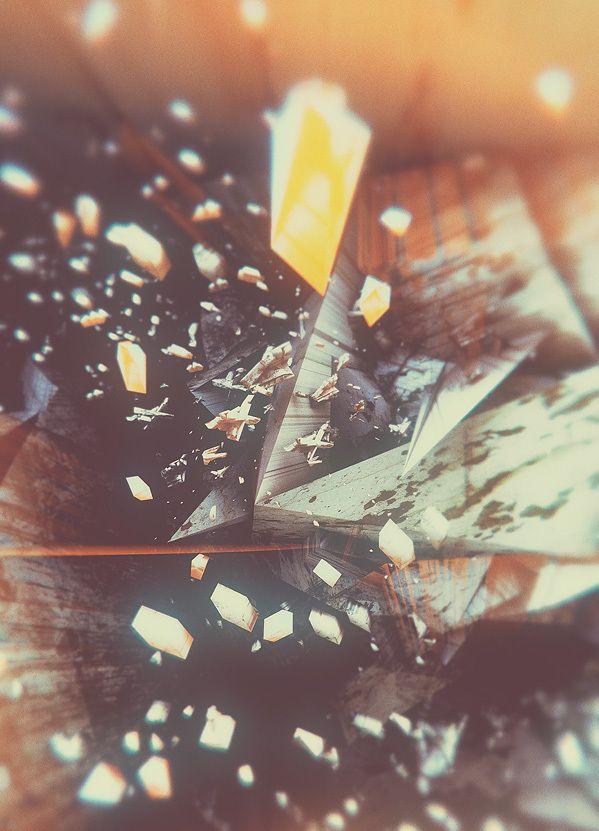 Metamorphosen by atelier olschinsky , via Behance
