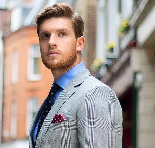 25  best ideas about Custom suits online on Pinterest | Groom ...