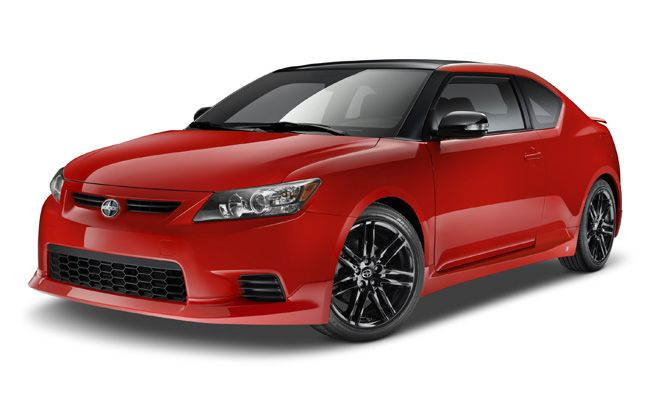 2013 Scion tC RS 8.0 Revealed With Five Axis Styling. For more, click http://www.autoguide.com/auto-news/2012/07/2013-scion-tc-rs-8-0-revealed-with-five-axis-styling.html