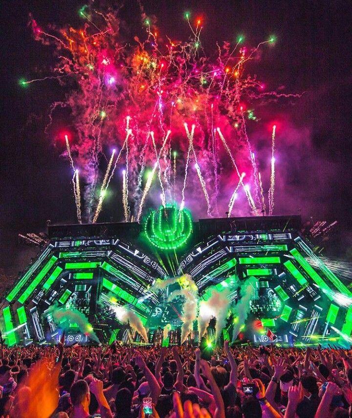Ultra Music Festival - 2016 Amaziiiiiinnnngggg