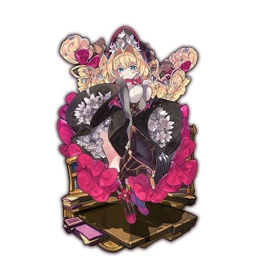 【ラスピリ】キャロリーヌの評価・ステータス - Gamerch