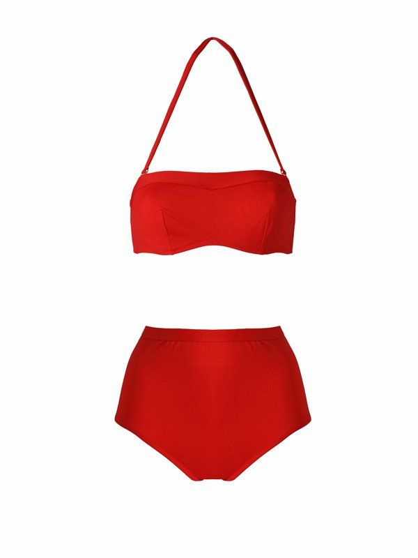 Un maillot de bain Etam pour cacher le ventre