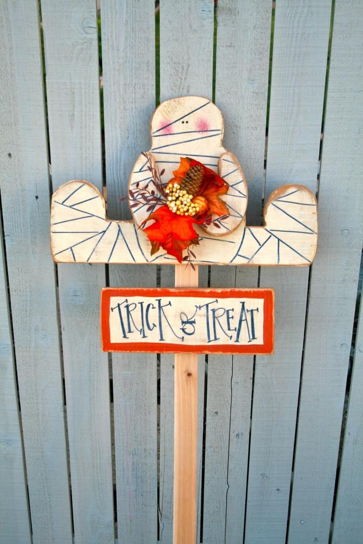 Twiddle Thumbs: Halloween Wood Craft Workshops