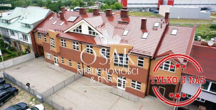 Obiekt na sprzedaż - Szczecin - osiedle Słoneczne - OSK-BS-347 - 1607.07m² - Osak Nieruchomości & Finanse
