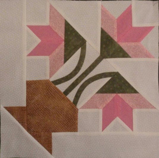 Another Carolina Lily Pattern Baby Quilt Patterns