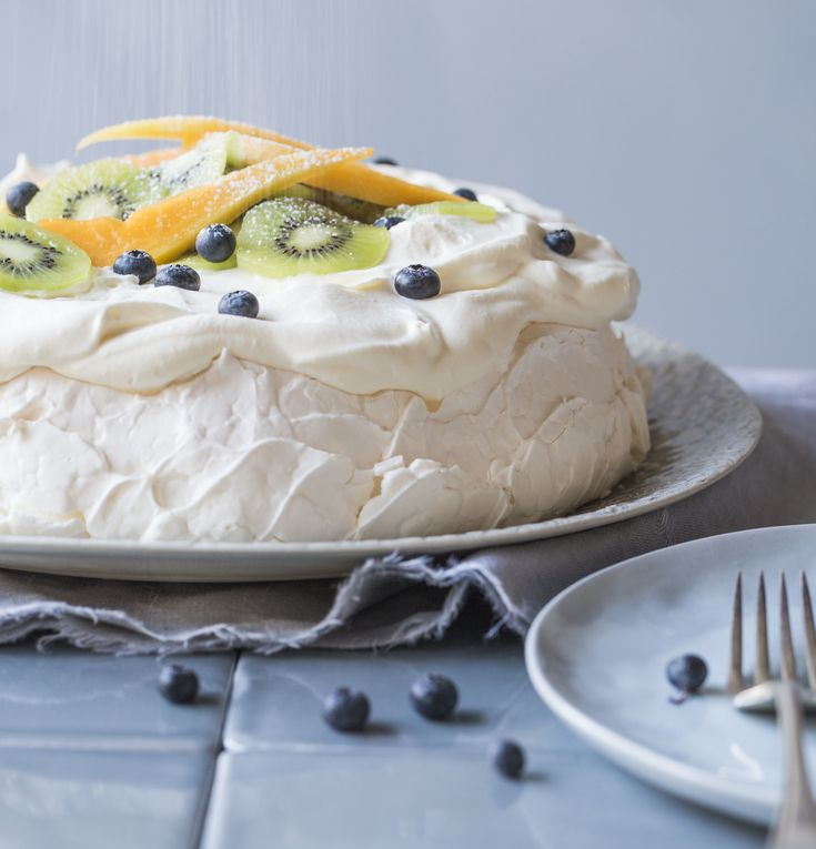 To scared to attempt pavlova? Don't be - Chelsea makes it easy with this delicious recipe that's sure to impress!